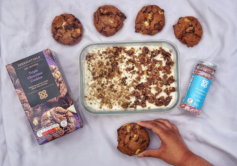 Cookies and Cream Dessert Recipe