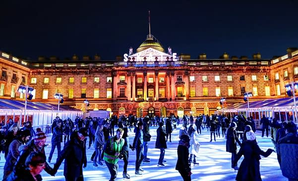 Somerset House Ice Skate