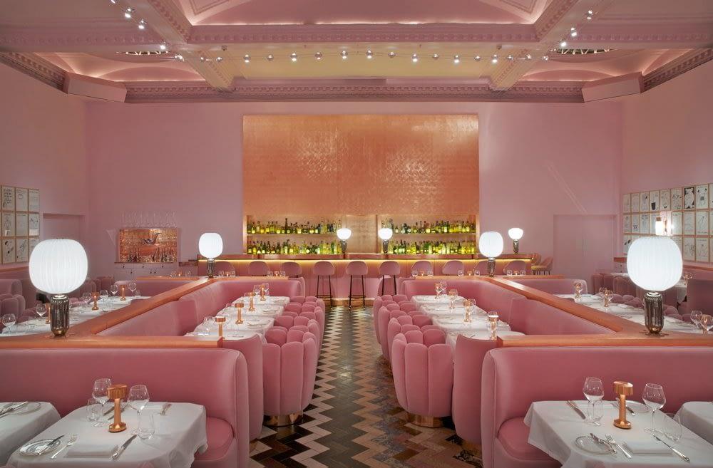 Top 10 Restaurants in London