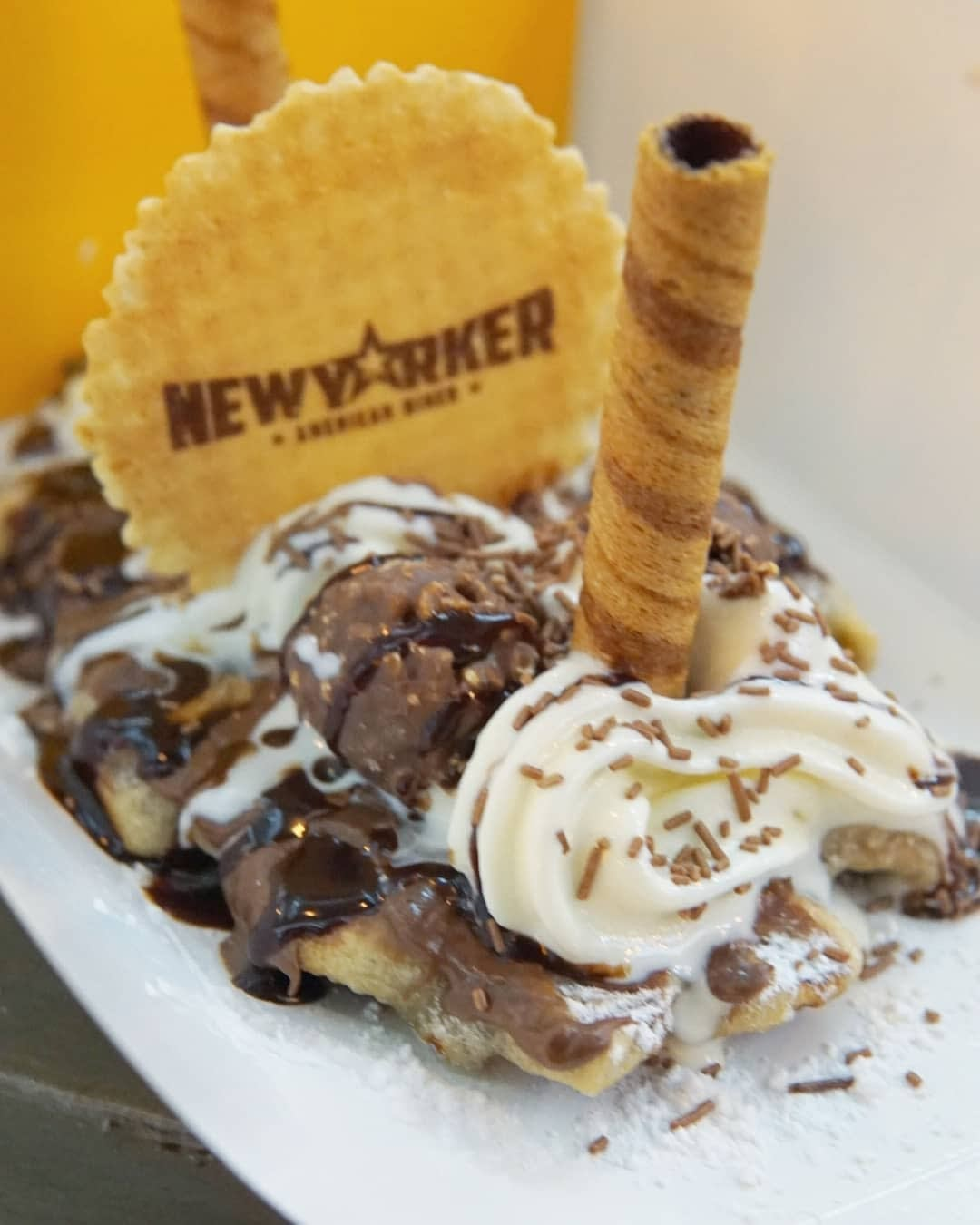 New Yorker Diner – Manchester